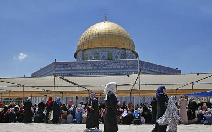 খুলে দেয়া হলো আল-আকসা মসজিদ