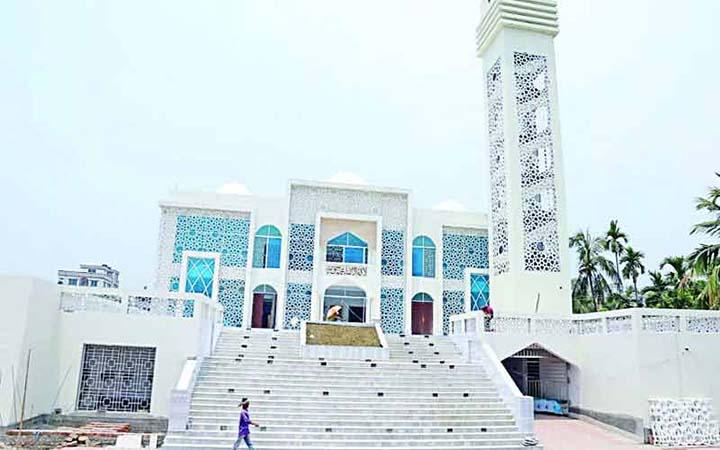 প্রধানমন্ত্রী ৫০টি মডেল মসজিদ উদ্বোধন করবেন আজ