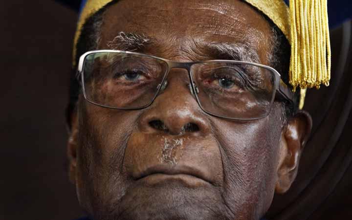 জিম্বাবুয়ের সাবেক প্রেসিডেন্ট মুগাবে মারা গেছেন