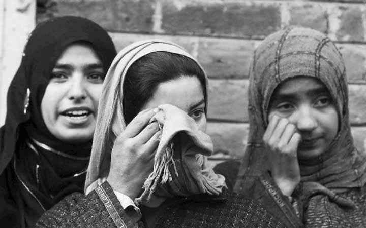 মানসিক অসুখে ভুগছে কাশ্মীরিরা