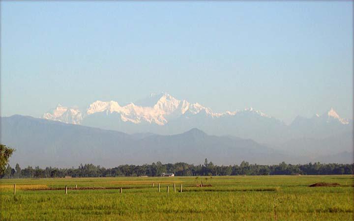 পাঁচ গড়ের জেলা 'পঞ্চগড়'