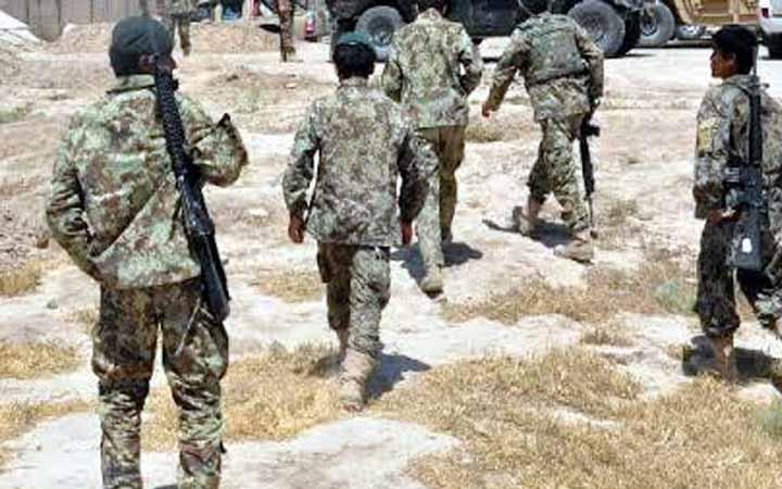 আফগানিস্তানে নিরাপত্তাবাহিনীর অভিযানে  ৪৯ তালেবান নিহত