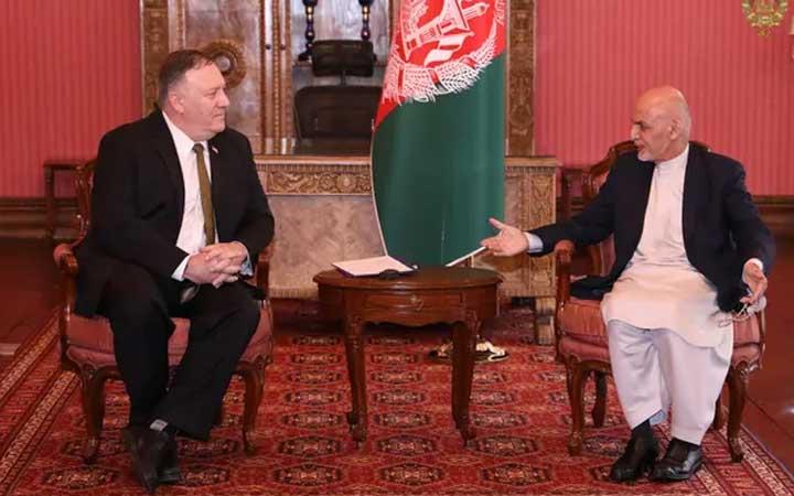 আফগানিস্তানে একশ' কোটি ডলারের সহায়তা বাতিল করলো যুক্তরাষ্ট্র