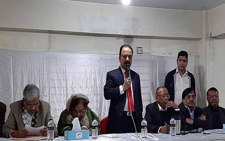 সিটি নির্বাচনে অনিয়ম হলে সরকার পতনের আন্দোলন : গয়েশ্বর