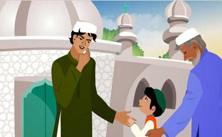 সাক্ষাতে সালাম : মুসলিম সংস্কৃতি