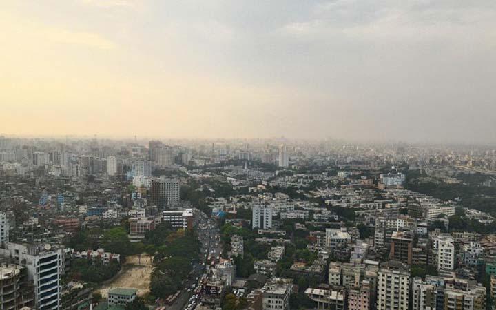বসবাস অযোগ্য শহরের তালিকায় ঢাকা